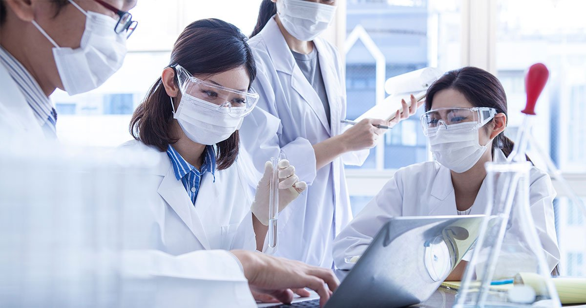 L?interesse del settore Pharma/Biotech per L?EB