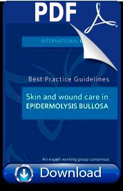 Cura della pelle e delle ferite Epidermolisi Bullosa